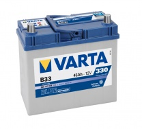 Аккумулятор Varta Blue Dynamic 45 а/ч B33