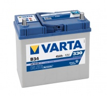 Аккумулятор Varta Blue Dynamic 45 а/ч B34