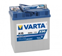 Аккумулятор Varta Blue Dynamic 40 а/ч A15