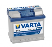 Аккумулятор Varta Blue Dynamic 44 а/ч о.п. B18