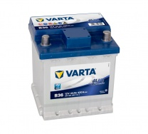 Аккумулятор Varta Blue Dynamic 44 а/ч о.п. B36