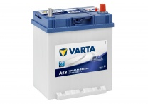Аккумулятор Varta Blue Dynamic 40 а/ч о.п. A13