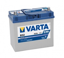 Аккумулятор Varta Blue Dynamic 45 а/ч о.п. B32