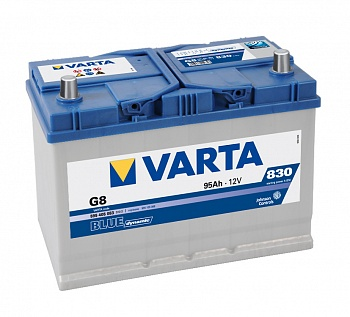 Аккумулятор Varta Blue Dynamic 95 а/ч G8